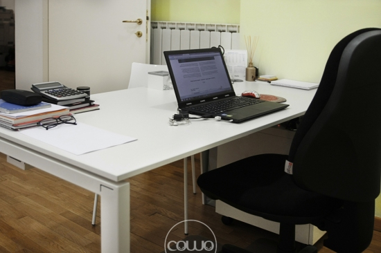 Postazione Coworking Milano Cadorna